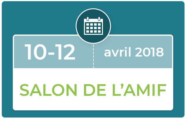 SALON DE L'AMIF 2018