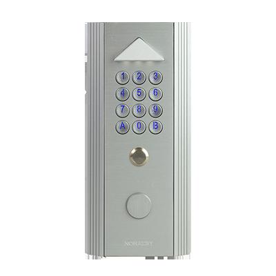 Portacode profil - controle d'accès résidentiel - portacode profil