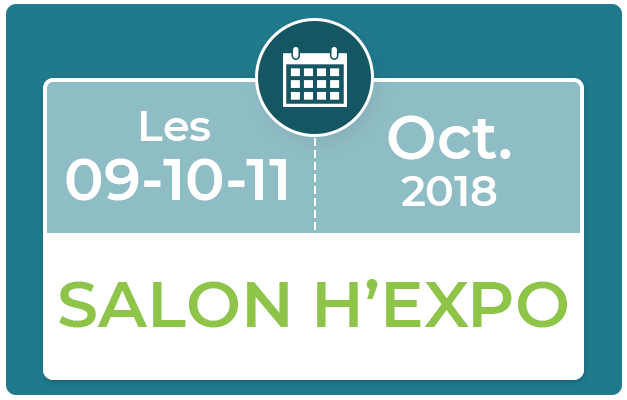 SALON H'EXPO 2018