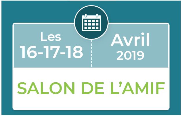 SALON DE L'AMIF 2019