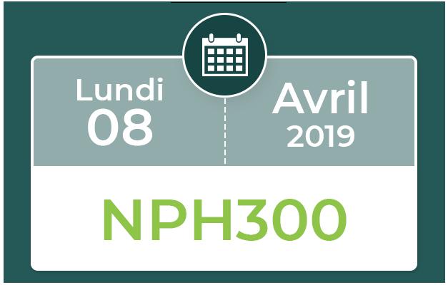 FORMATION NPH300
