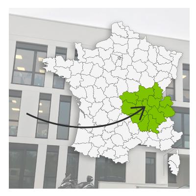 Ré-ouverture de notre agence Rhône-Alpes