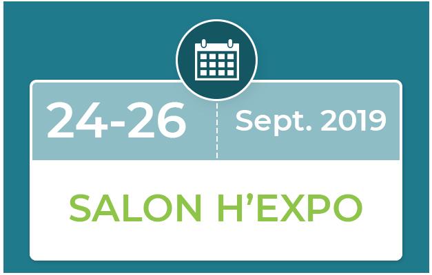 SALON H'EXPO 2019