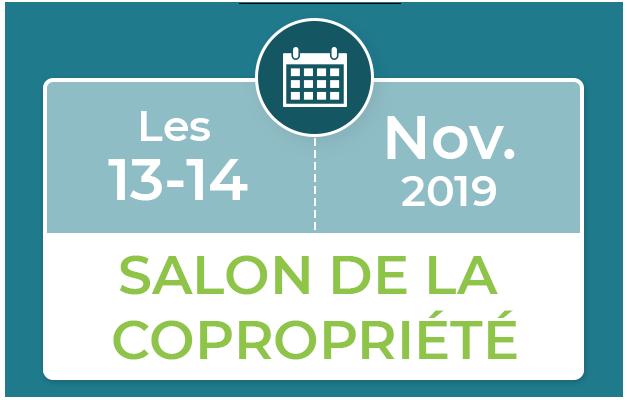 SALON DE LA COPROPRIÉTÉ 2019